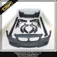 High quality fiberglass material HM style bodykit for BMW F10