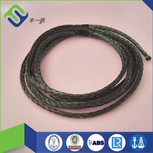 Best selling UHMWPE mooring winch rope/braided ship rope
