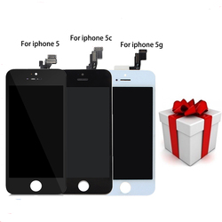 OEM lcd for iPhone 5 lcd touch screen digitizer assembly