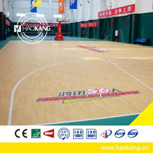 Indoor Basketball PVC court Used basketball <strong>Flooring</strong> for sales