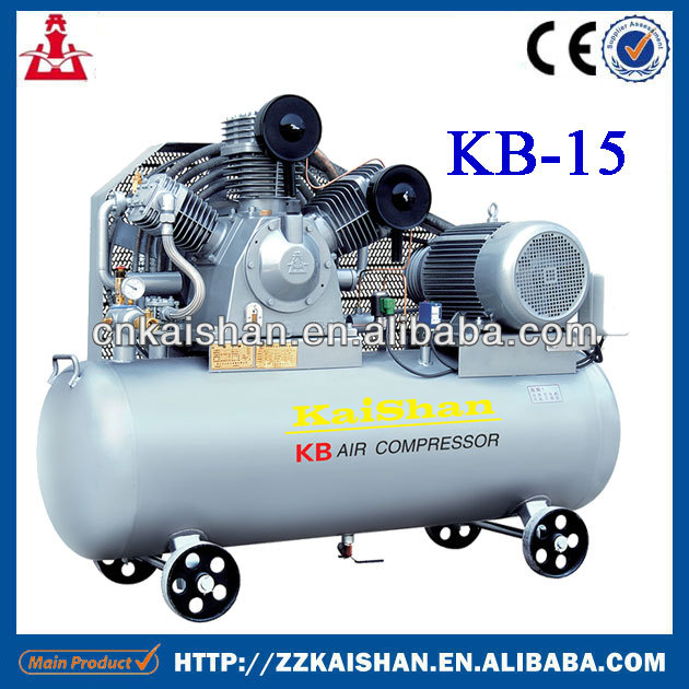 Piston Portable High Pressure Air Compressor For Blowing Of PET Bottles