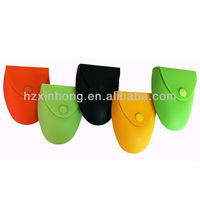 0EM 2013 the most popular Silicone lady coin bag/coin purse