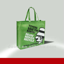 2015 Promotional Eco-friendly non woven backpack tote bag 100% manufacturer