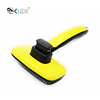 Hot Sale Pet Retractable Self Cleaning Slicker Brush