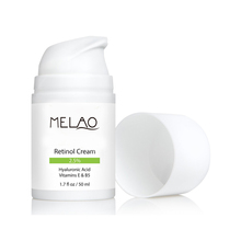 50g Retinol Cream for Face 2.5% with Hyaluronic Acid & Vitamins E & B5 OEM manufacturer