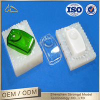 hot selling cnc palstic production cnc machines spare part silicone mold