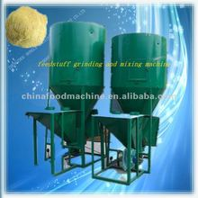 animal feed grinding and mixing machine for pig