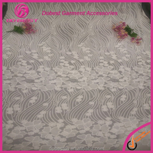 African Embroidery Chemical Guipure White Surat Lace Material Fabrica