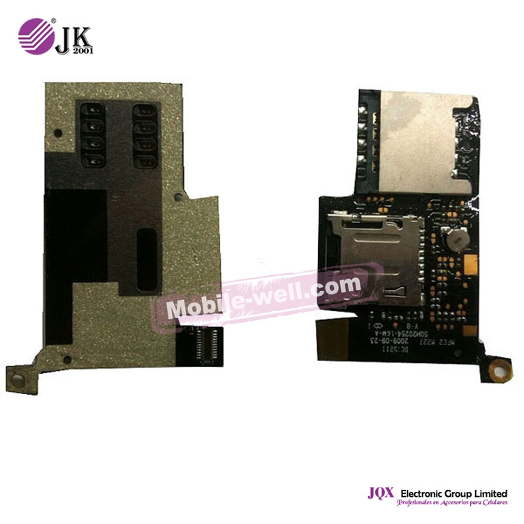 [JQX] Memory SIM Card Flex Ribbon Cable For HTC Desire G7 A8181