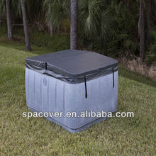 ASTM F 1346-91 best price insulating spa cover, well efficiency hot tub cover