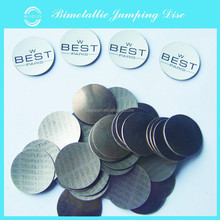 Kid Toy Bimetallic Jumping Discs with 15 Years Exprience