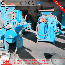hot sale and good quality charcoal briquettes bagging machine