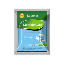 Insecticide metaldehyde 5% GR 80% WP 6% GR