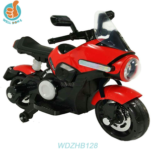 WDHZB128 Baby Ride On Toy Car Kids Electric Motorcycle for Volvo xc60 s150 Car DVD Player