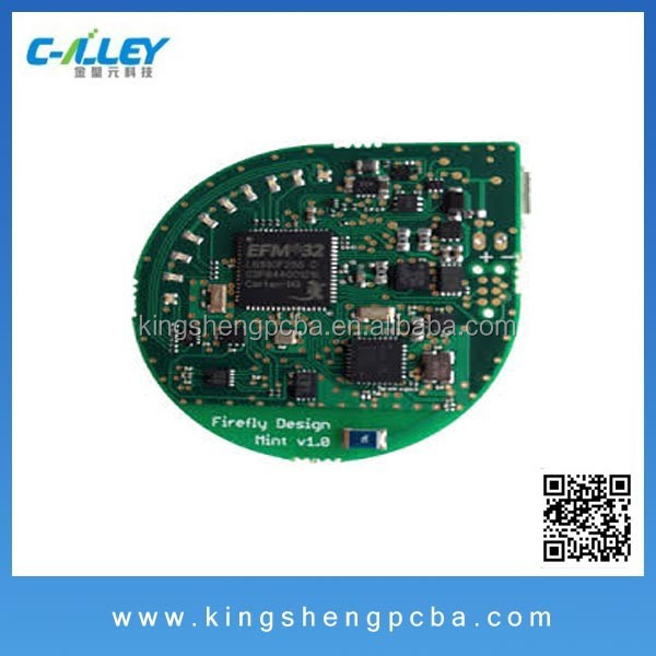 computer-aided design computer aided manufacturing pcba pcb assembly by kingsheng