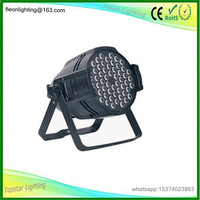 High quality stage lighting rgb par cans 54 3W led par light buy from China on line