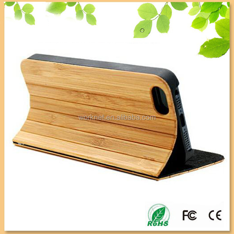 book style cell phone case,bamboo flip case for iphone 4/4s,wood flip case for iphone5/5s/5c case