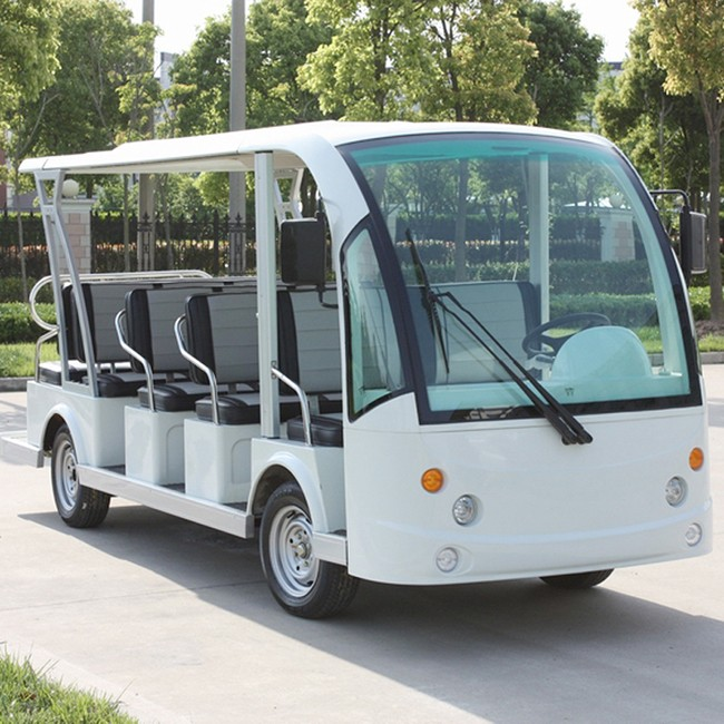 14 Person Classic Electric Sightseeing Cart (DN-14)