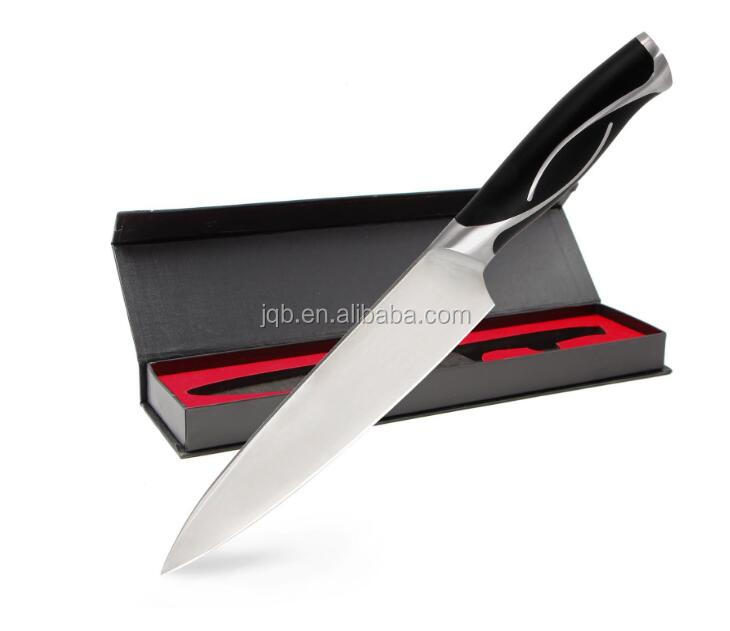 Chefs Knife 8 inch-Japanese VG10 Super Steel Damascus Blade Professional Kitchen Knife