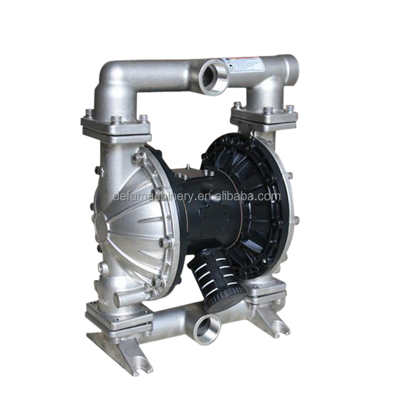DEFU low volume fuel pump air operated double diaphragm pump