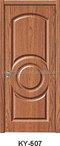 2016 new design interior mdf pvc <strong>wooden</strong> door