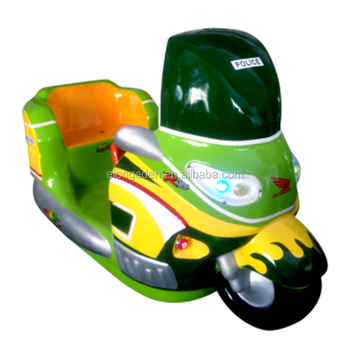 Fiberglass motorcycle coin operated kiddie ride kiddie ride game machine amusement kiddie rides