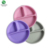 Amazon Bestseller Wholesale 100% Food Grade Silicone  Anti-Slip Silicone Divided Plate Kids Dinner Plate Silicone Baby Plate
