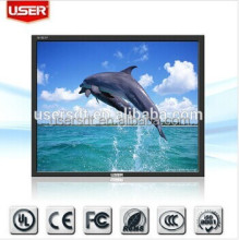 1080p Cheap 15 inch LCD Monitor with HD 12v