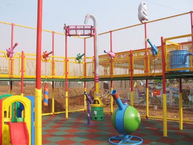 indoor playground equipement (hot)