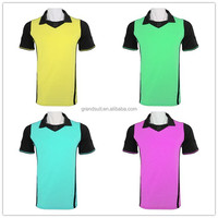 100% polyester polo t shirt , blank woman shirt for custom , garment online shopping market in china