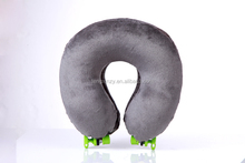 Folding Soft Neck Support Travel Pillow for Sale
