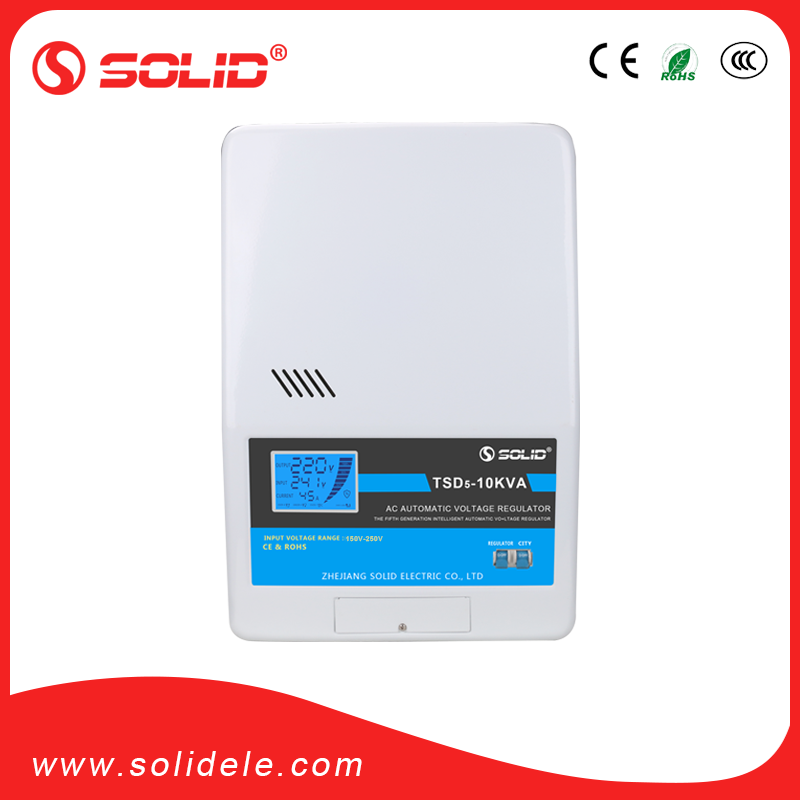 voltage stabilizer for air conditioner