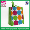 New products eco friendly & reusable handmade promotional non woven shopping bag