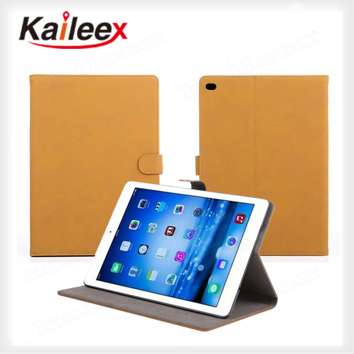 Custom Mobile Phone Cover Case For Ipad Air 2 Protective Leather Case
