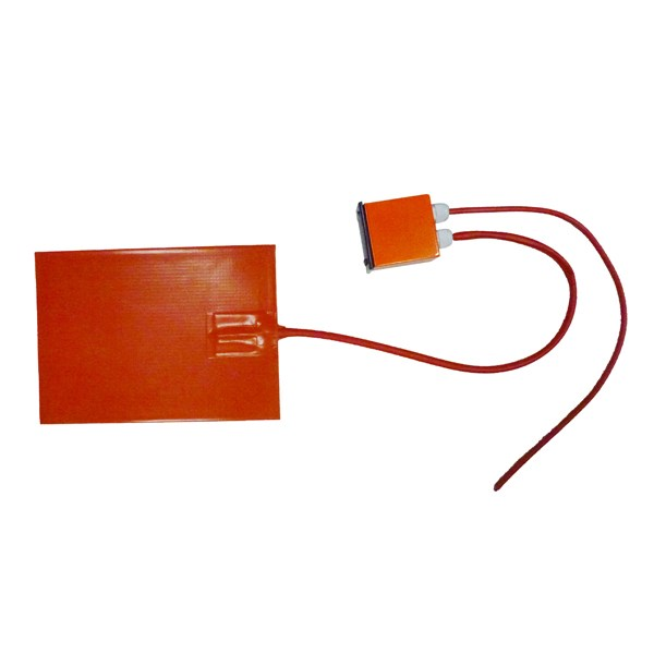Specific Heat Silicone Silicone Rubber Heater For Surface Heating