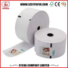 Free Samples Affording Custom Thermal Receipt Paper Cash Register for Ultrasound X