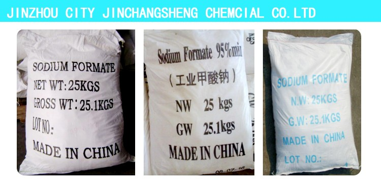 leather chemical use sodium formate 92%