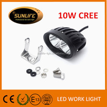 20W rechareable blue point led work light 20w 3.9 inch led headlamp led warning light led car light