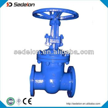 GS-C25 Flanged Ends Flexible Wedge O S &Y DIN Gate Valves