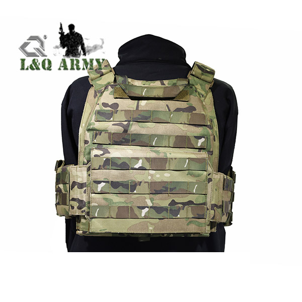 combat gear molle airsoft cheap military camo safety tactical vest