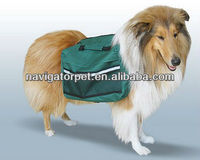 New Design Dog Backpack with Adjustable Harness