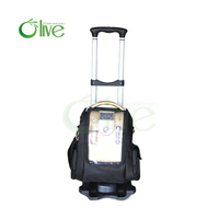 weak new-born animal use oxygen machine ,cat(kitten) ,dog and so on family pet with a corysa medical oxygen concentrator