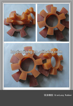 industrial rubber damper rubber gasket rubber product