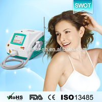 beauty equipemnt 808nm diode laser photofacial machine for home use
