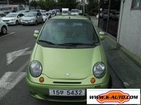 2001 GM DAEWOO MATIZ II BEST