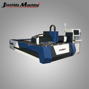 JiaShiDa Brand 5mm stainless carbon steel metal fiber laser cutting machine for sale