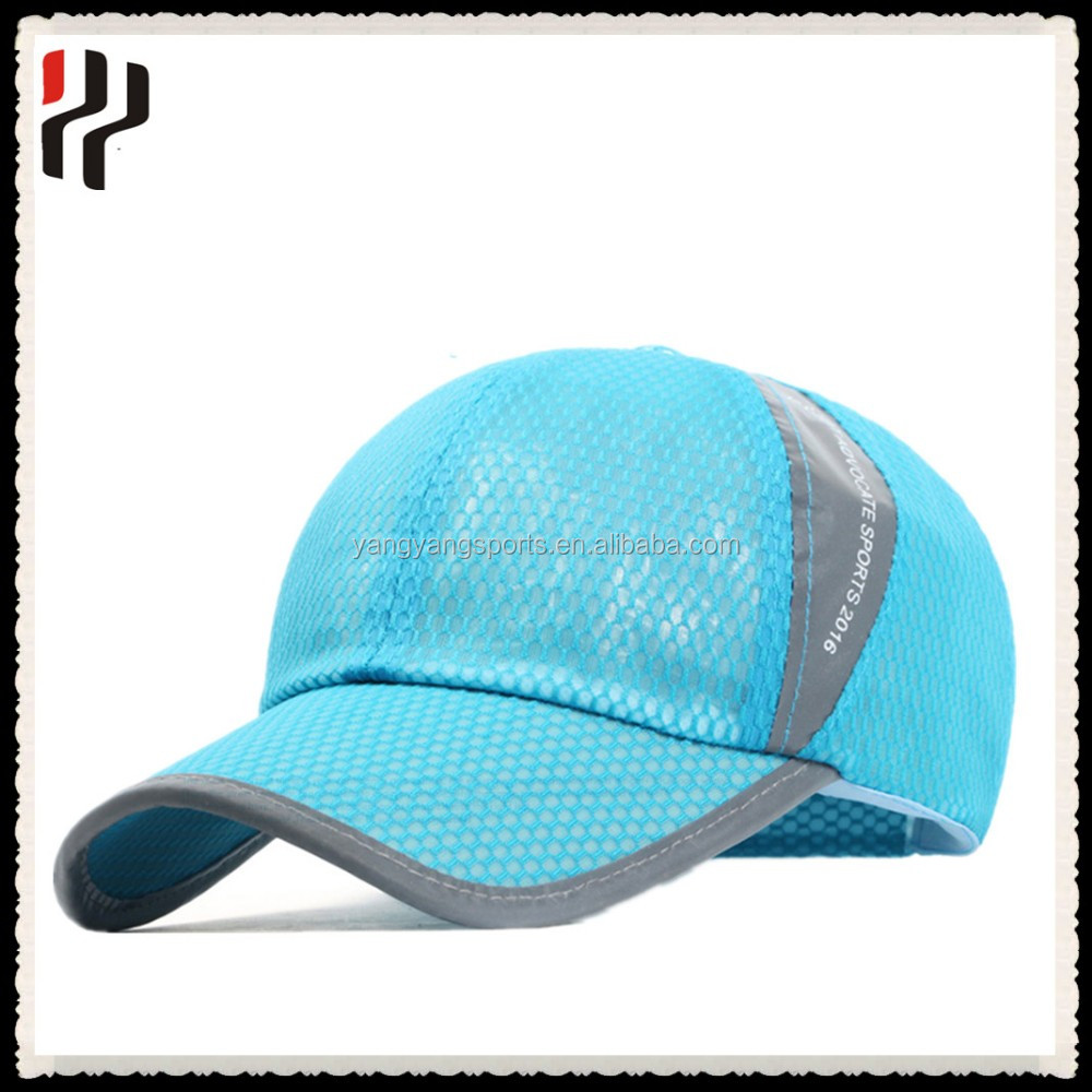 Summer hat promotion cap wholesale high quality printing baseball mesh trucker cap