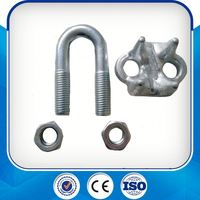 Drop Forged Clamp Wire Rope Clips Us Type