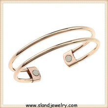 New arrive therapy magnetic wristband,private label copper bracelets,the hottest products on the market
