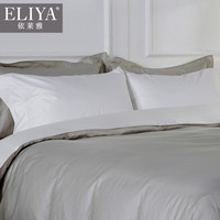 Plain white polycotton material bedding set for hotels,luxury high quality king size westin hotel bedding sets